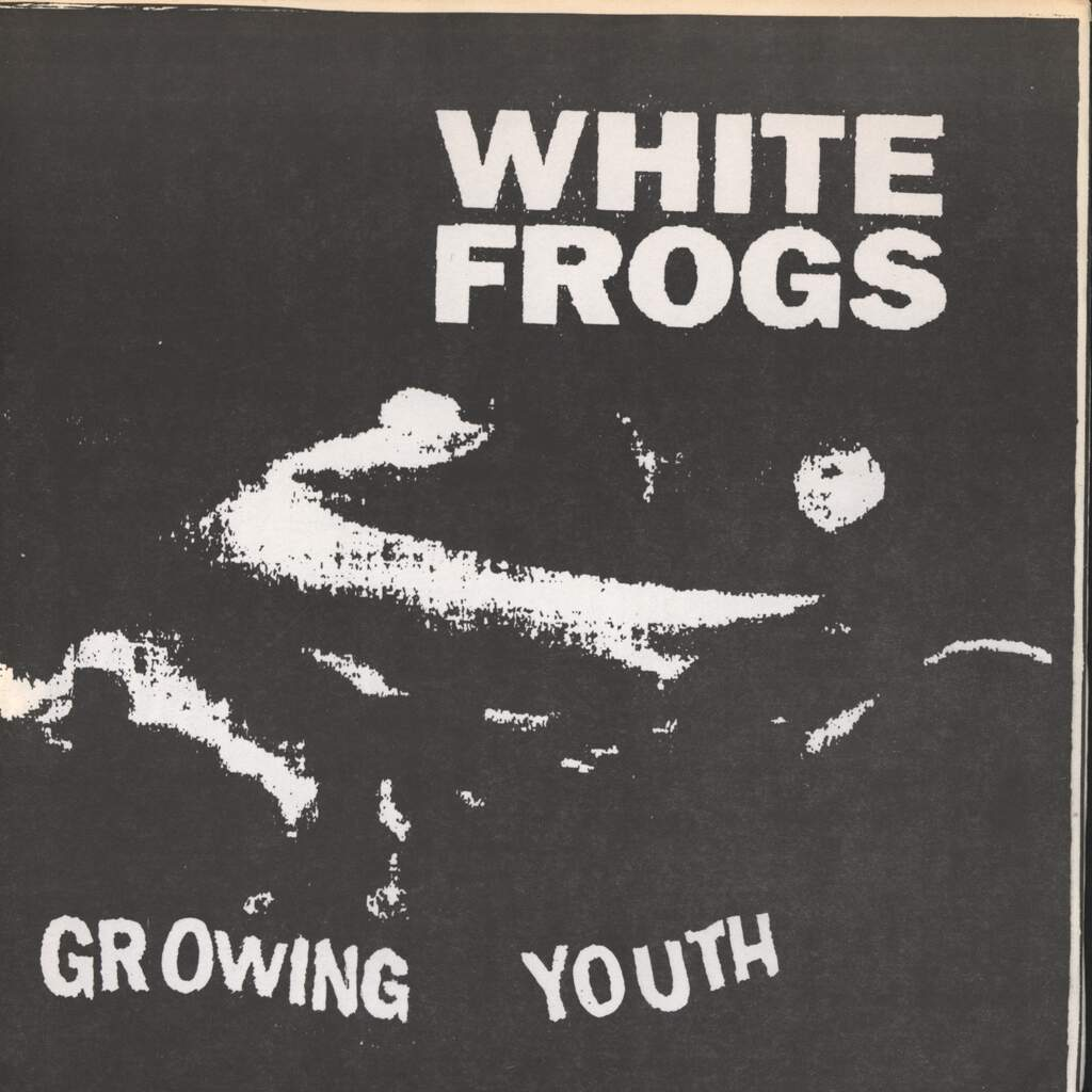 "White Frogs: Growing Youth, 7"" Single (Vinyl)"