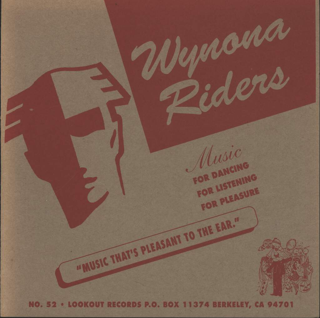 "The Wynona Riders: Some Enchanted Evening, 7"" Single (Vinyl)"