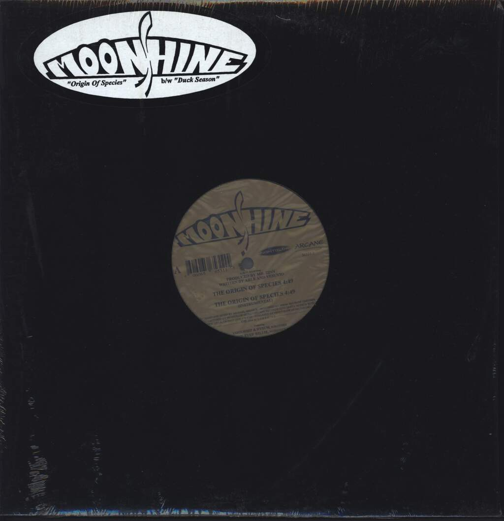 "Moonshine: Origin Of Species, 12"" Maxi Single (Vinyl)"