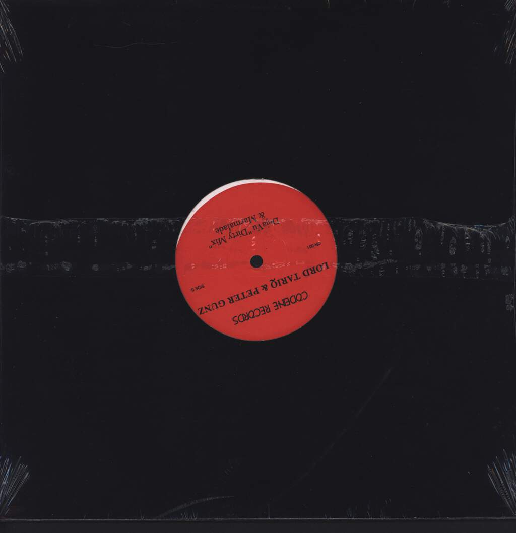 "Lord Tariq & Peter Gunz: Deja Vu, 12"" Maxi Single (Vinyl)"