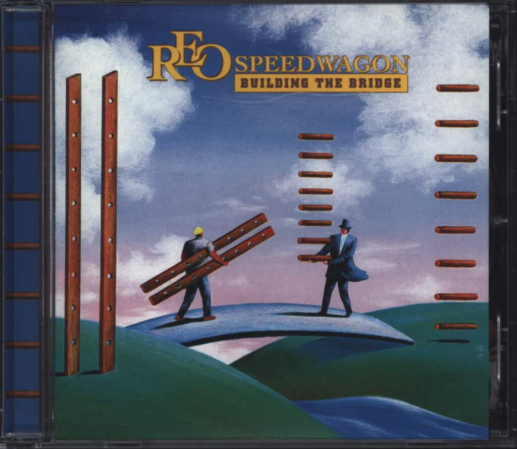 REO Speedwagon: Building The Bridge, CD