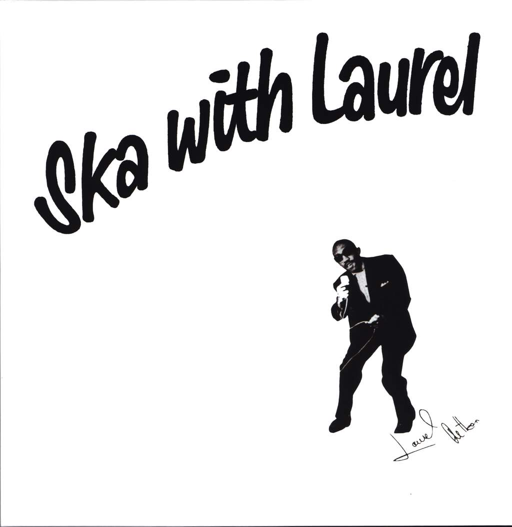 Laurel Aitken: Ska With Laurel, LP (Vinyl)