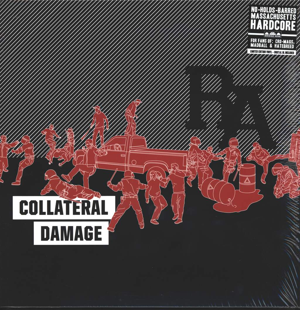 Rude Awakening: Collateral Damage, LP (Vinyl)