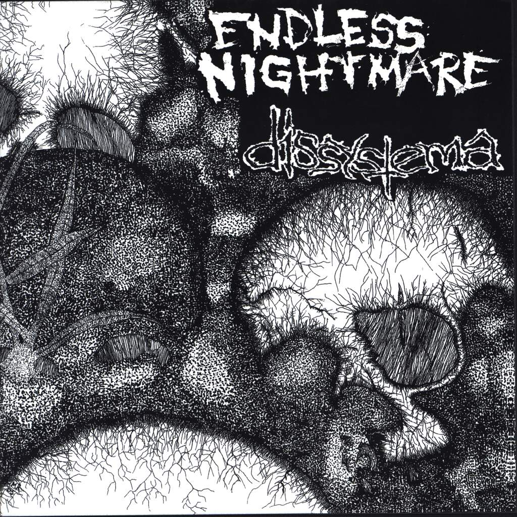 "Endless Nightmare: Split, 7"" Single (Vinyl)"