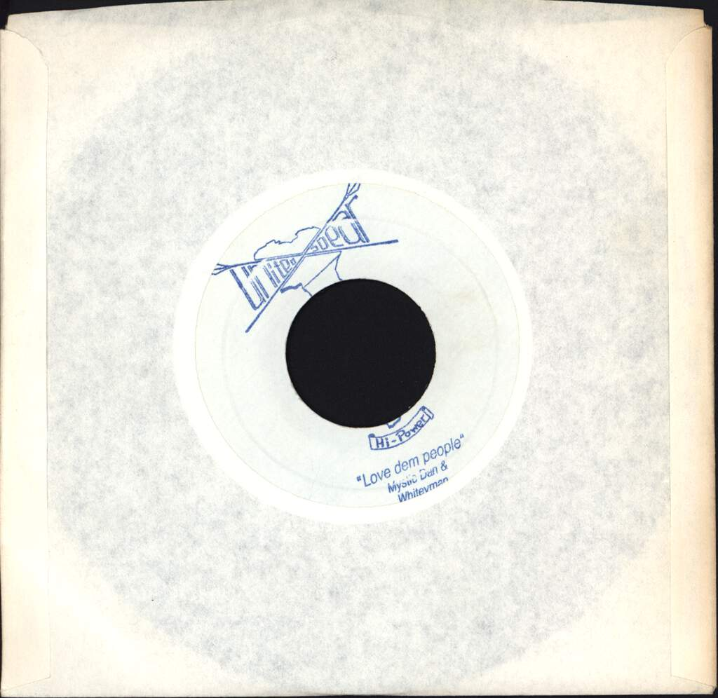 "Mystic Dan: Love Dem People, 7"" Single (Vinyl)"