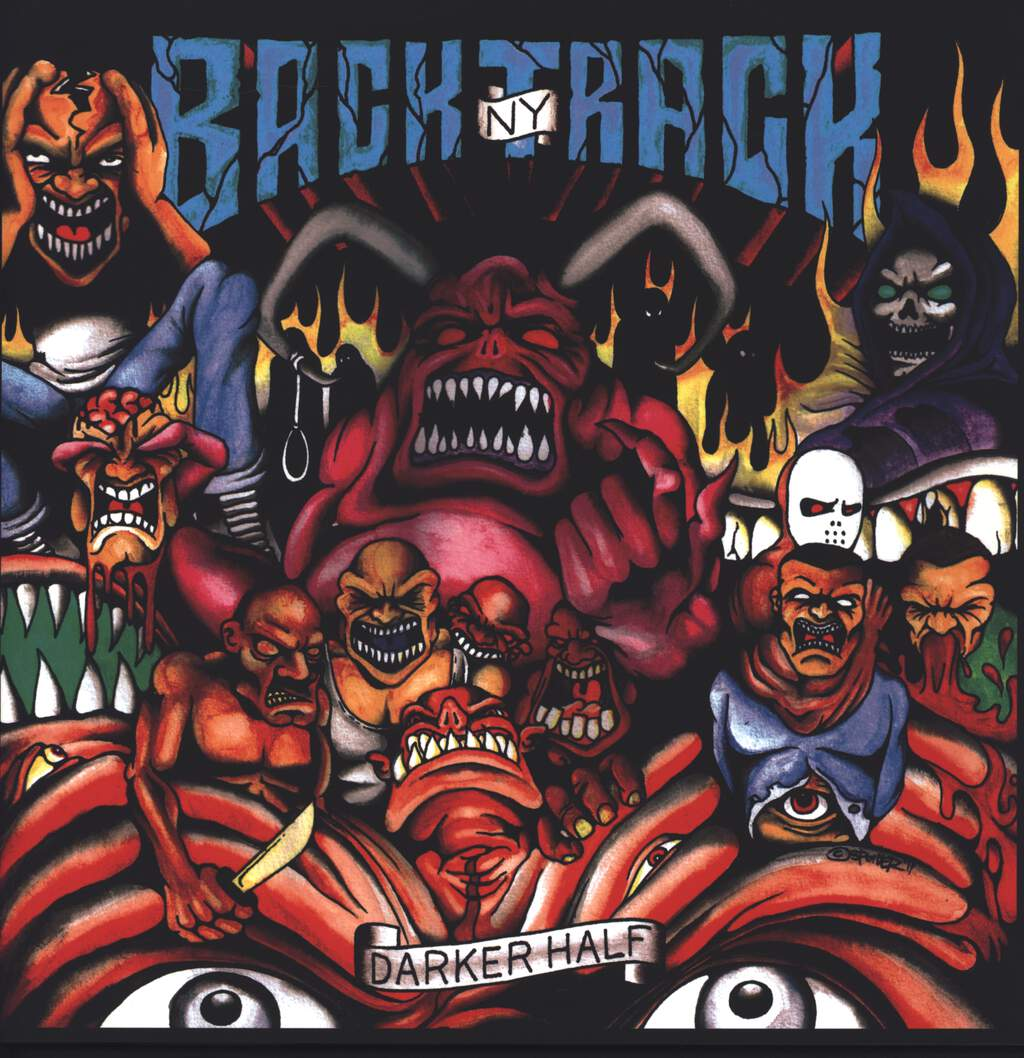 Backtrack: Darker Half, LP (Vinyl)