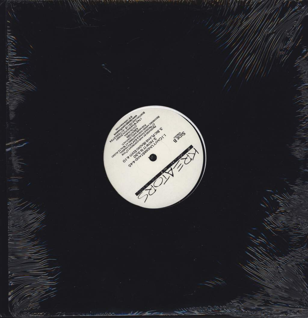"Kreators: No Ordinary Love, 12"" Maxi Single (Vinyl)"