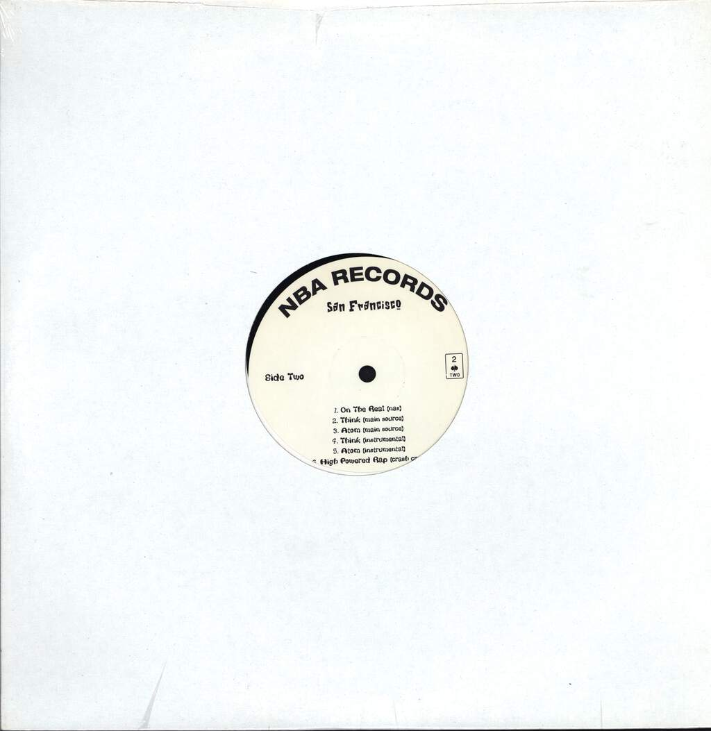 "Pete Rock & C.L. Smooth: Specialized, 12"" Maxi Single (Vinyl)"