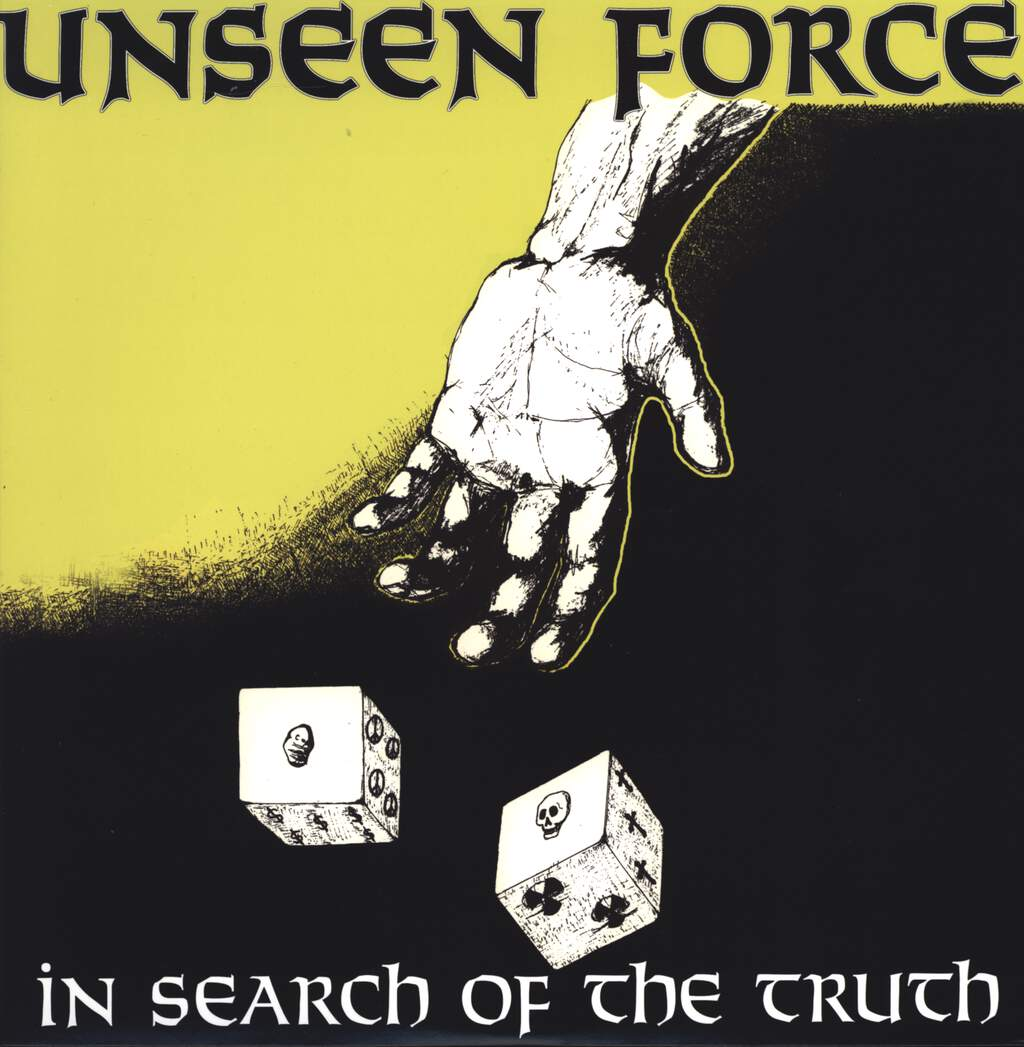 Unseen Force: In Search Of The Truth, LP (Vinyl)
