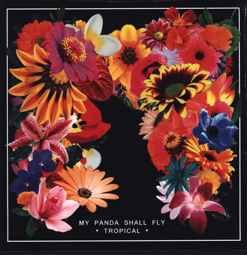 My Panda Shall Fly: Tropical, LP (Vinyl)