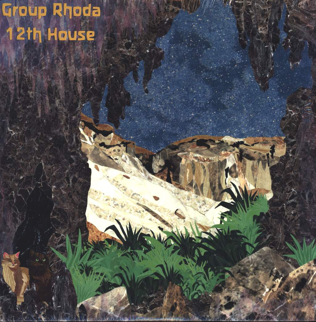Group Rhoda: 12th House, LP (Vinyl)