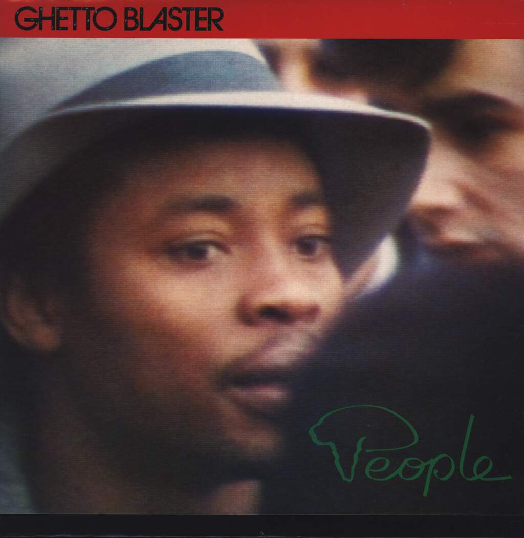Ghetto Blaster: People, LP (Vinyl)