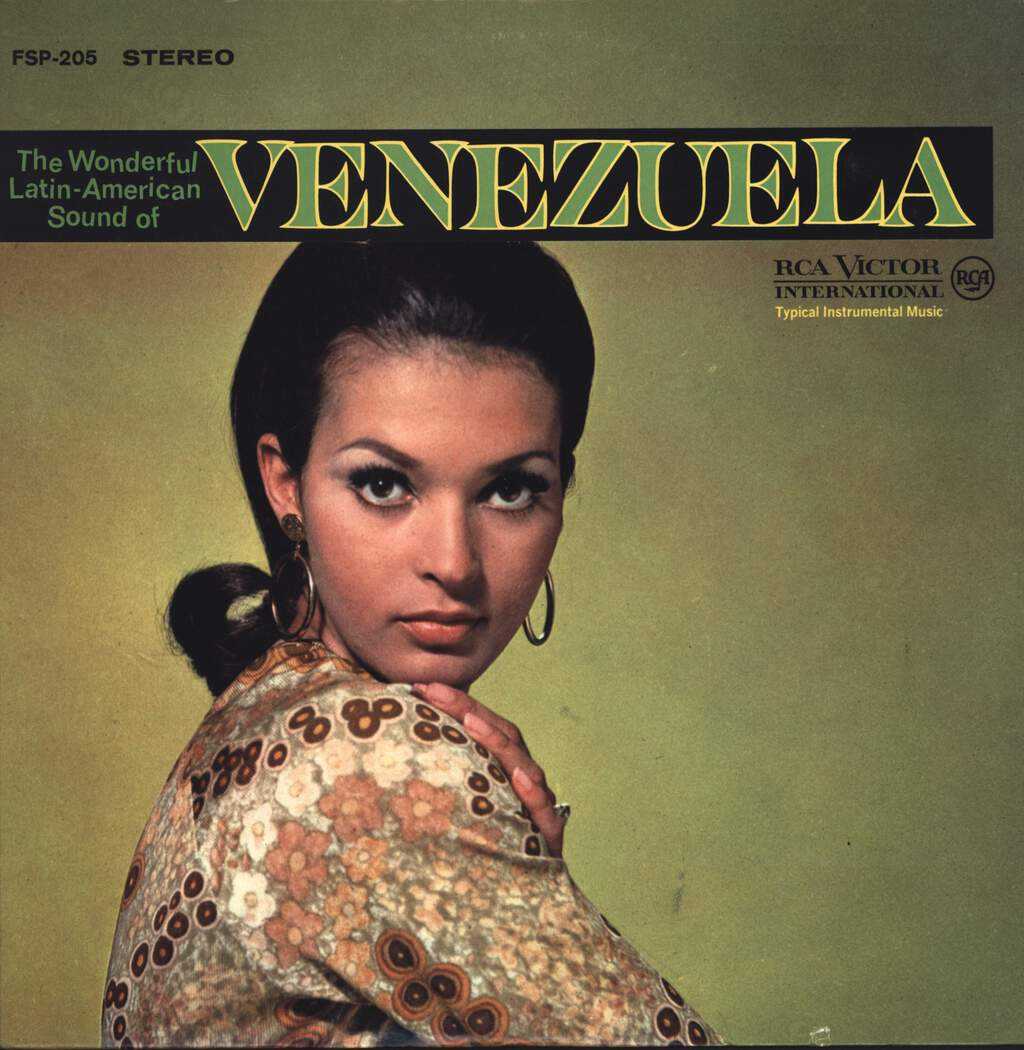 Ernesto Torrealba Y Su Conjunto Los Araucanos: The Wonderful Latin-American Sound Of Venezuela, LP (Vinyl)