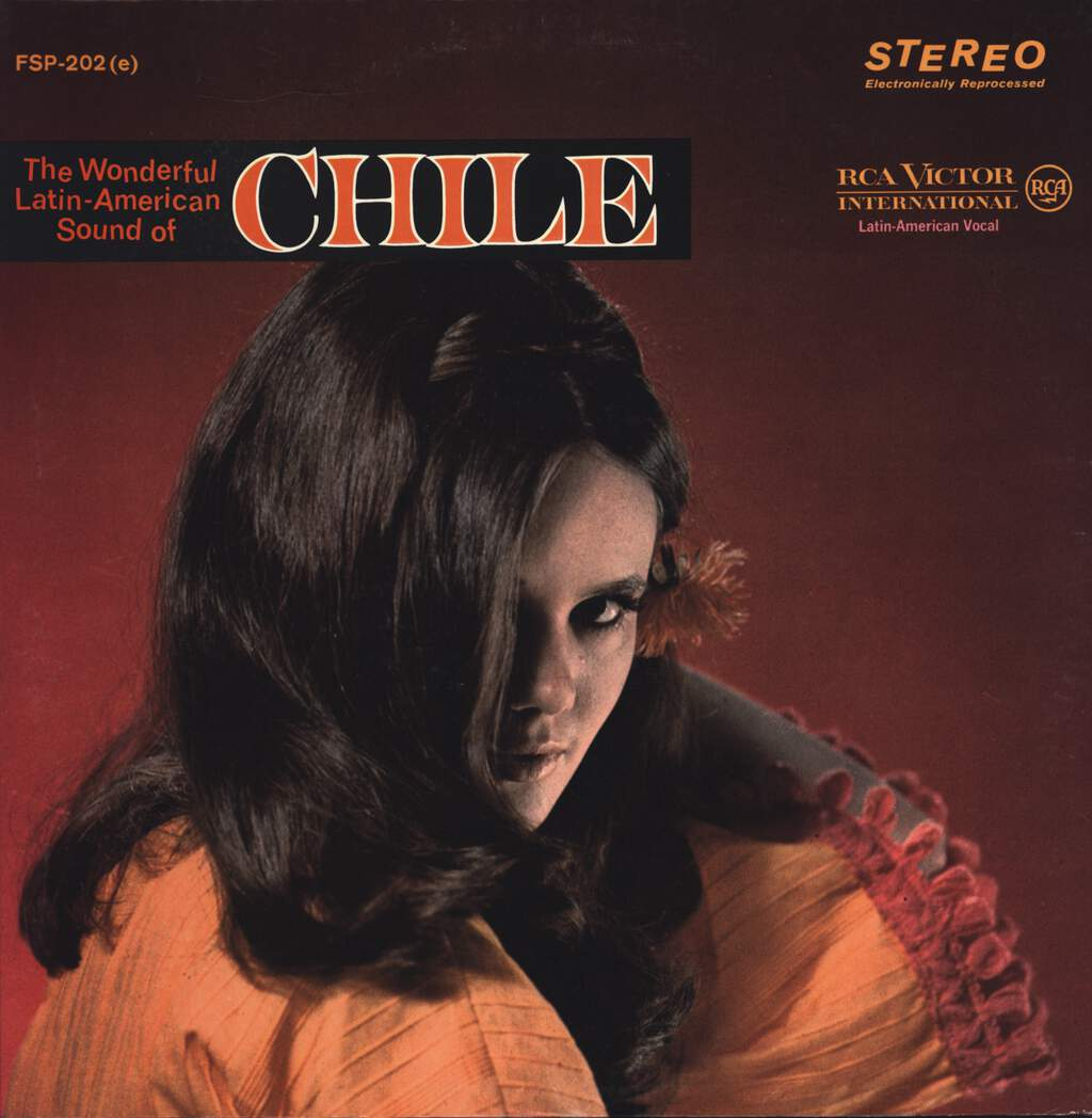 Voces de Tierralarga: The Wonderful Latin American Sound Of Chile, LP (Vinyl)