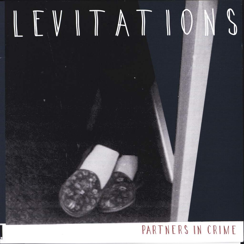 "Levitations: Partners In Crime, 7"" Single (Vinyl)"