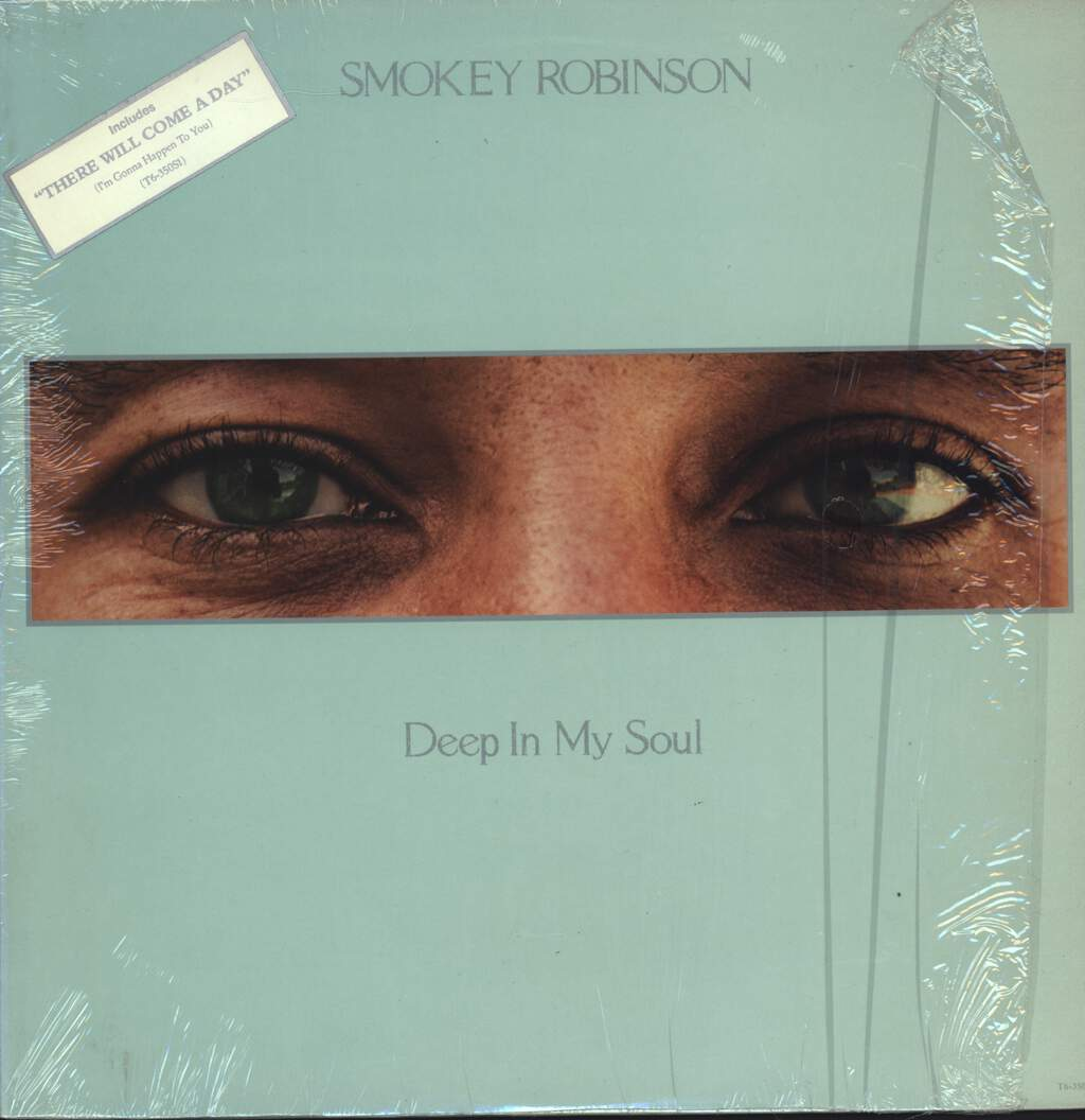 Smokey Robinson: Deep In My Soul, LP (Vinyl)