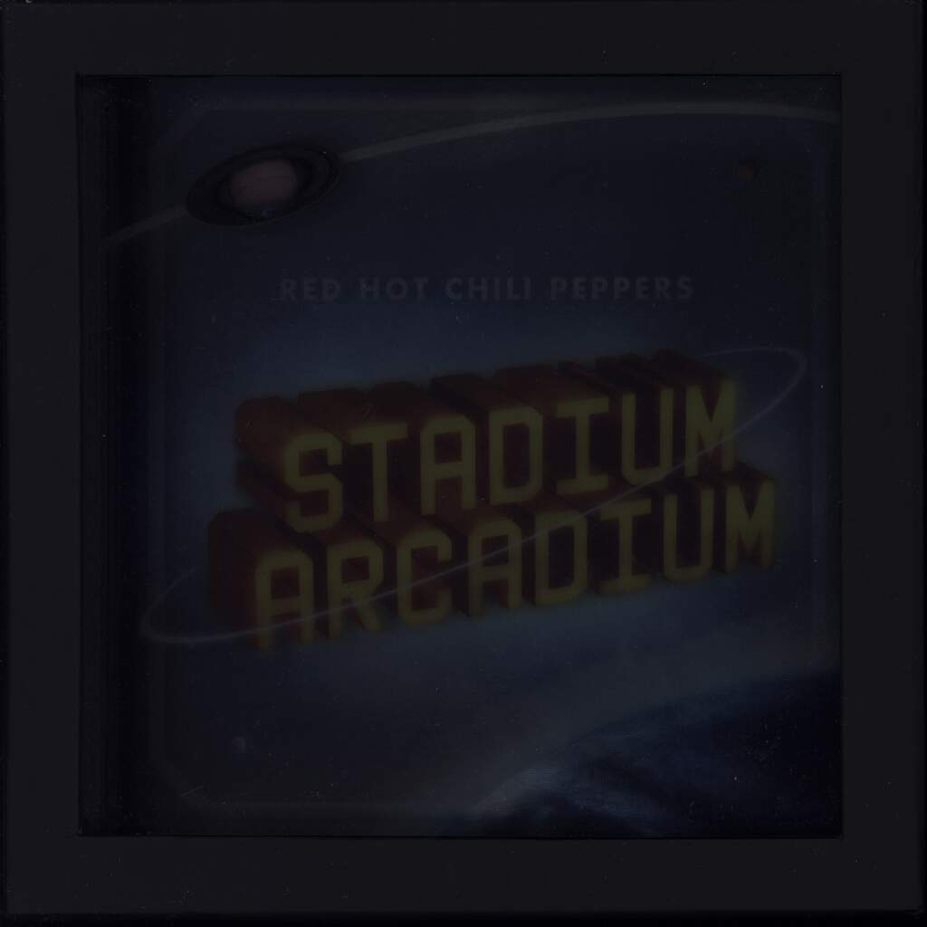 Red Hot Chili Peppers: Stadium Arcadium, CD