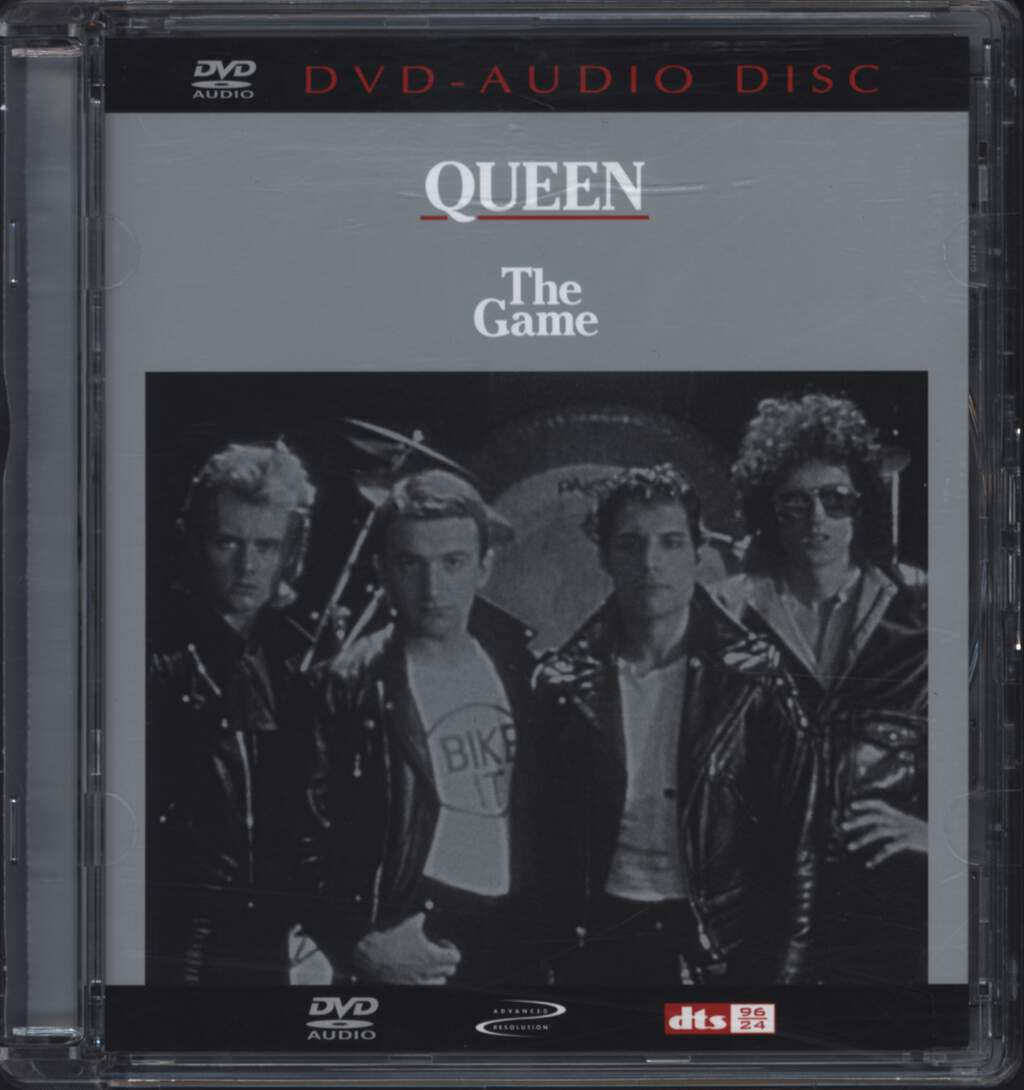 Queen: The Game, DVD