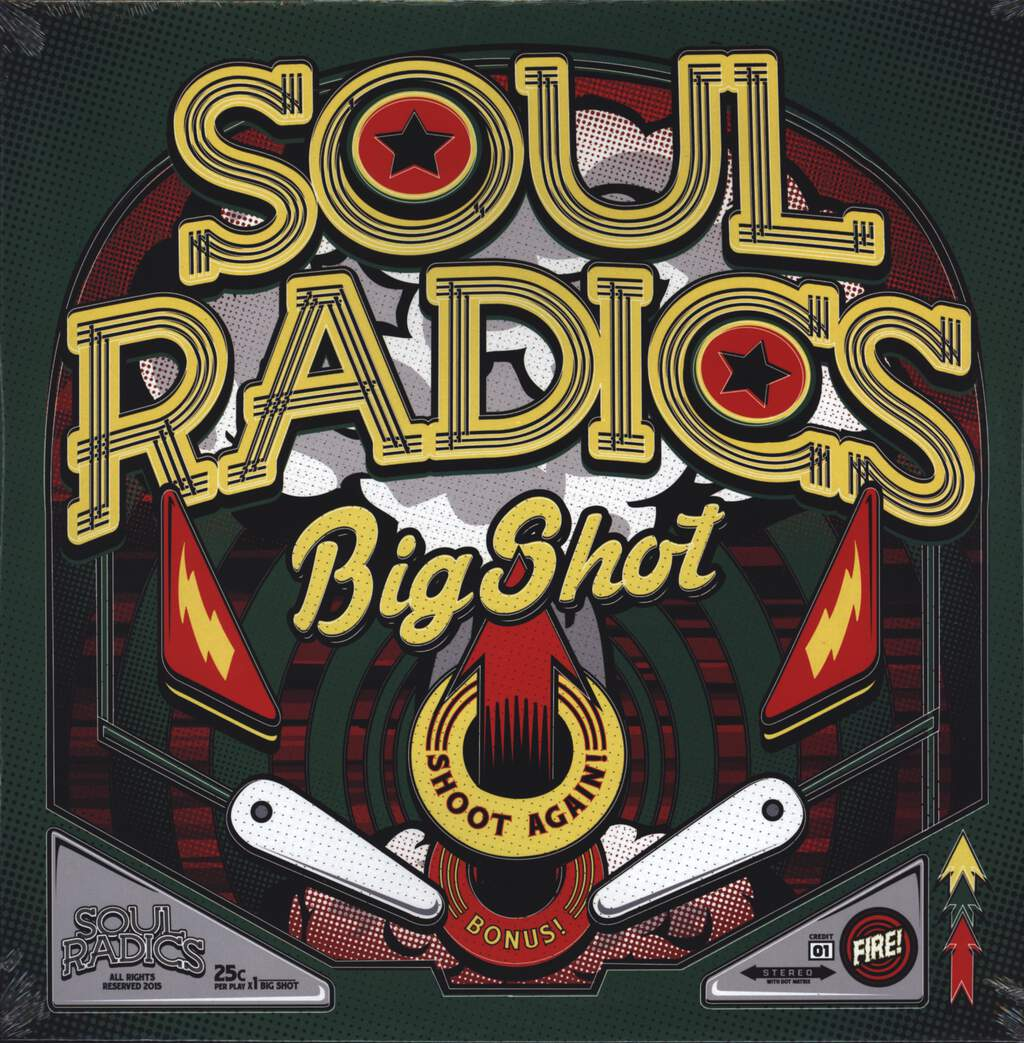 Soul Radics: Big Shot, LP (Vinyl)