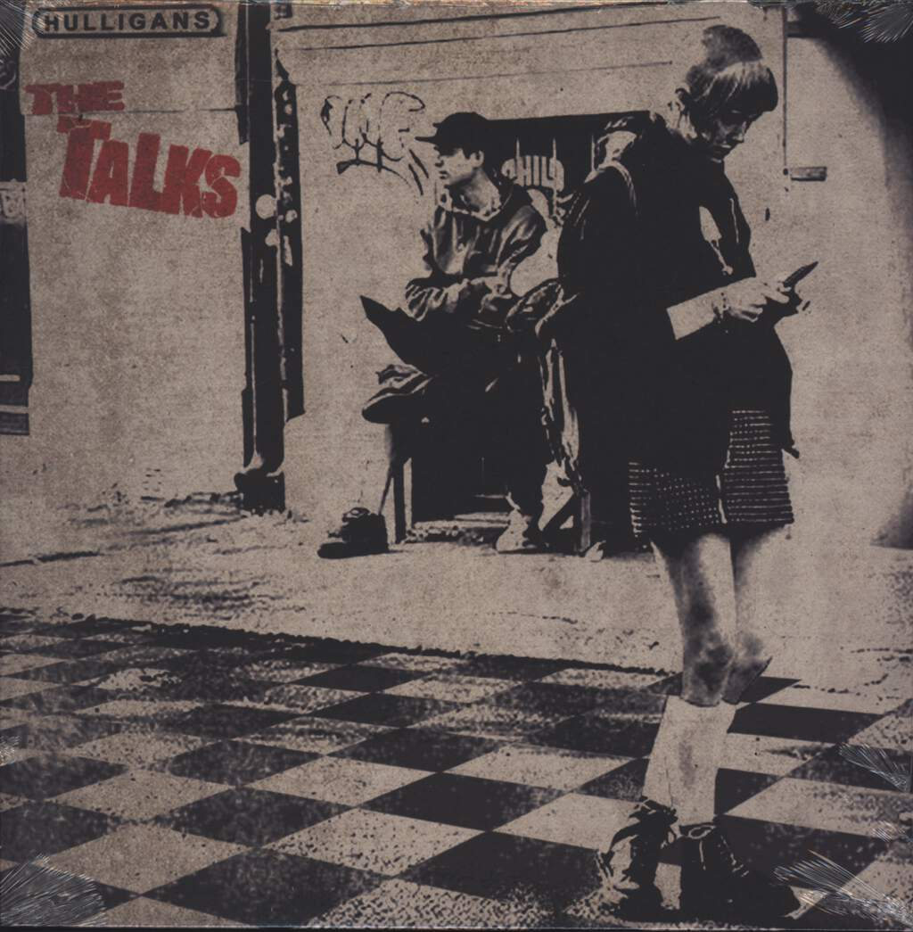 The Talks: Hulligans, LP (Vinyl)