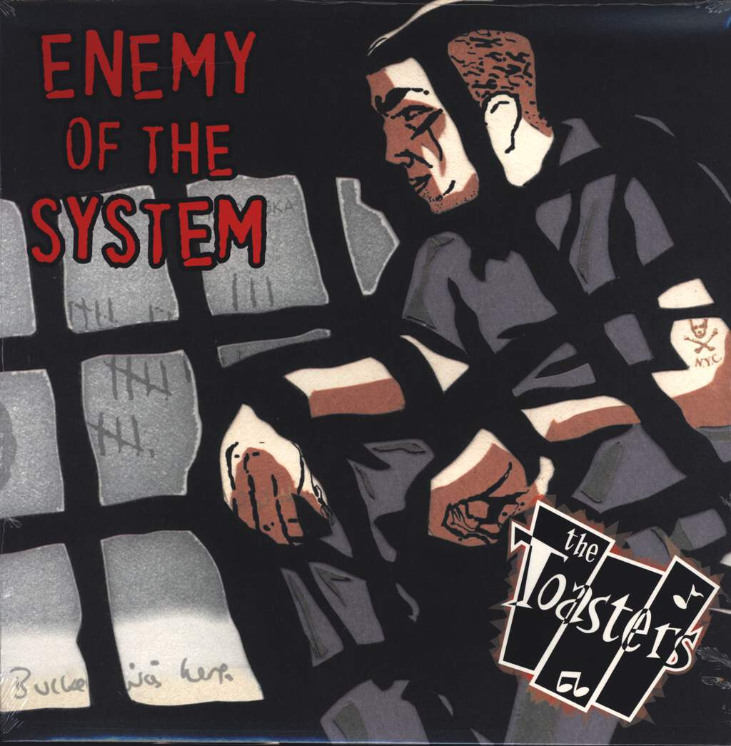 The Toasters: Enemy Of The System, LP (Vinyl)