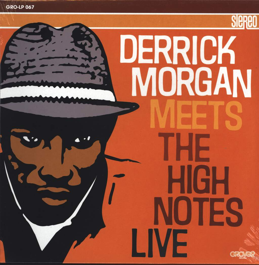 Derrick Morgan: Derrick Morgan  Meets The High Notes Live, LP (Vinyl)