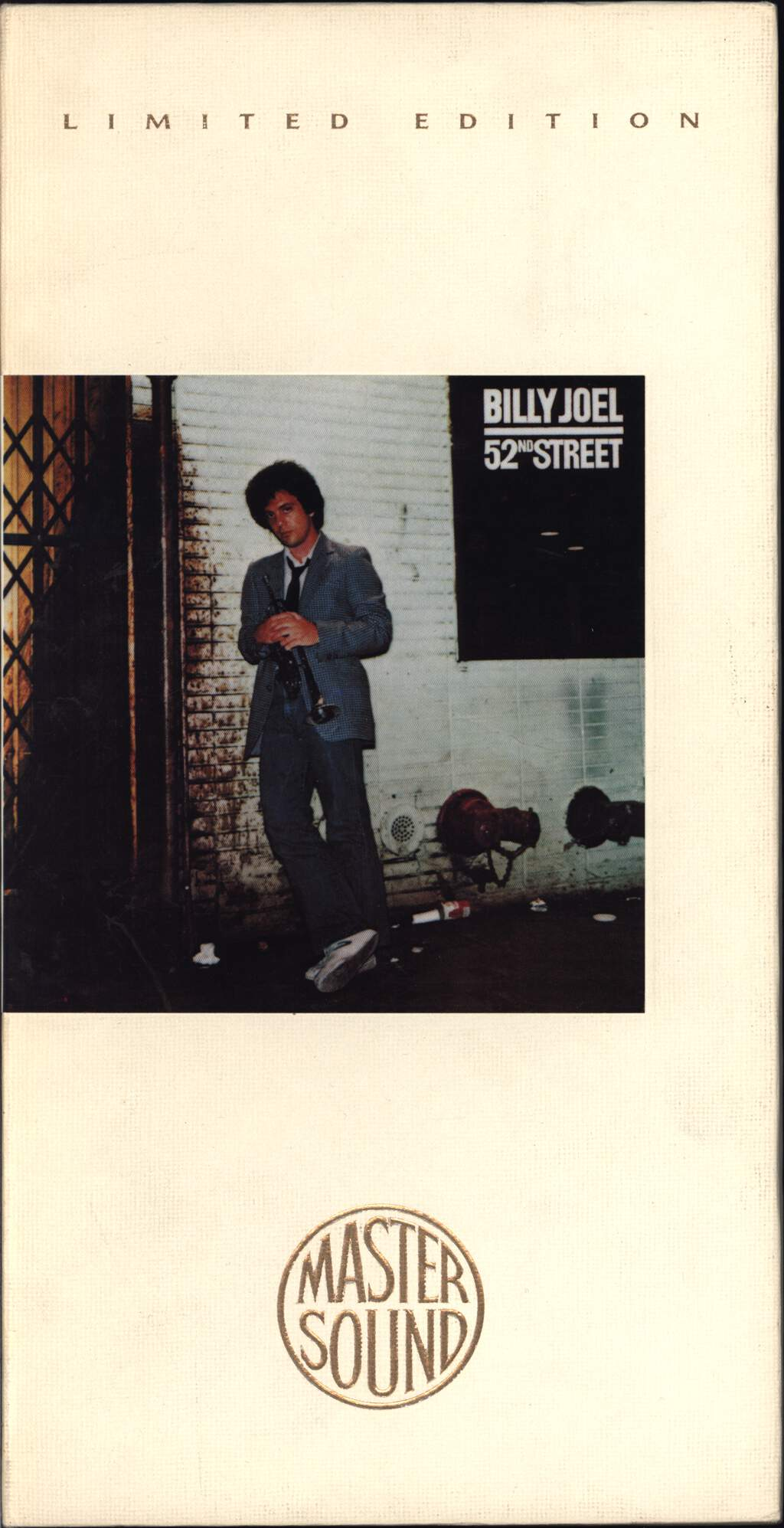 Billy Joel: 52nd Street, CD