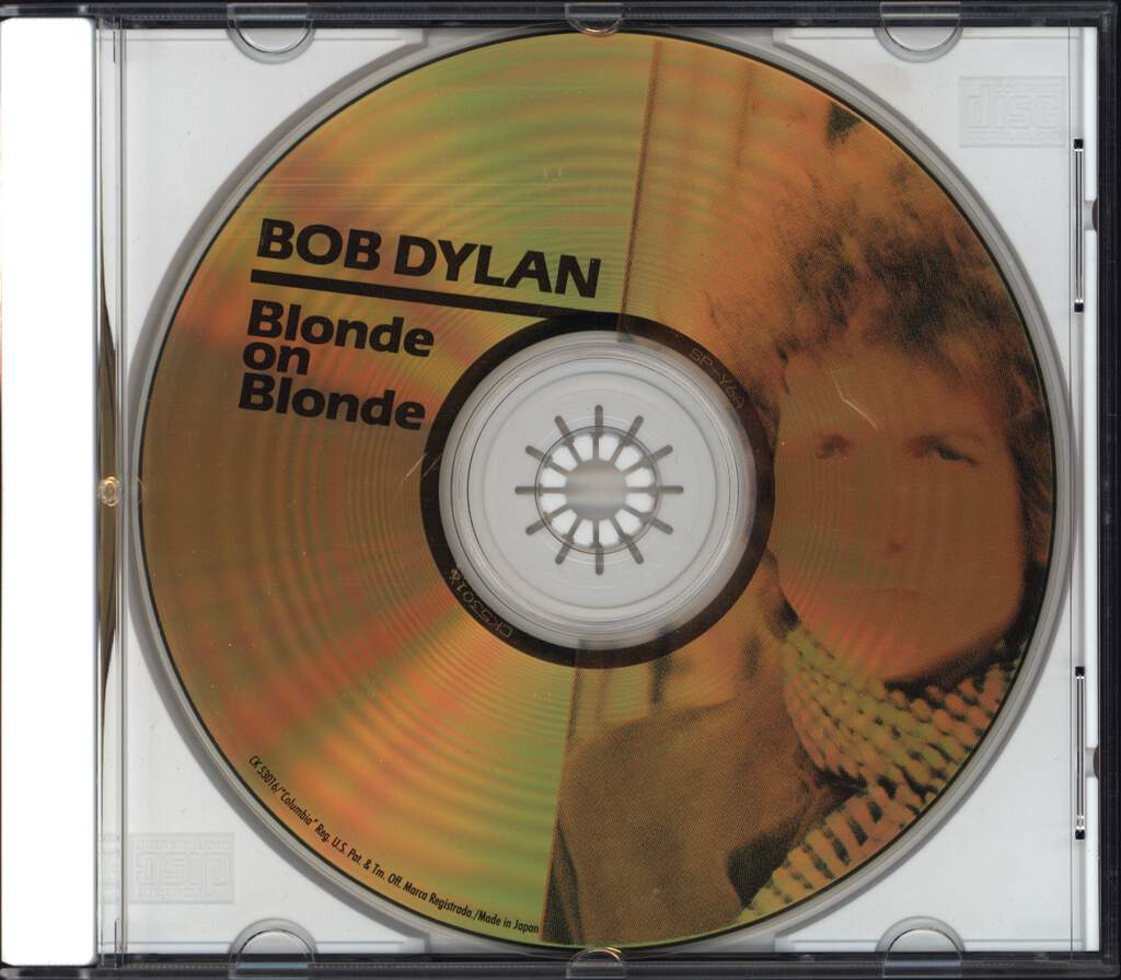 Bob Dylan: Blonde On Blonde, CD