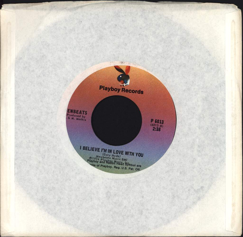 "The Newbeats: I Know (You Don't Want Me No More), 7"" Single (Vinyl)"