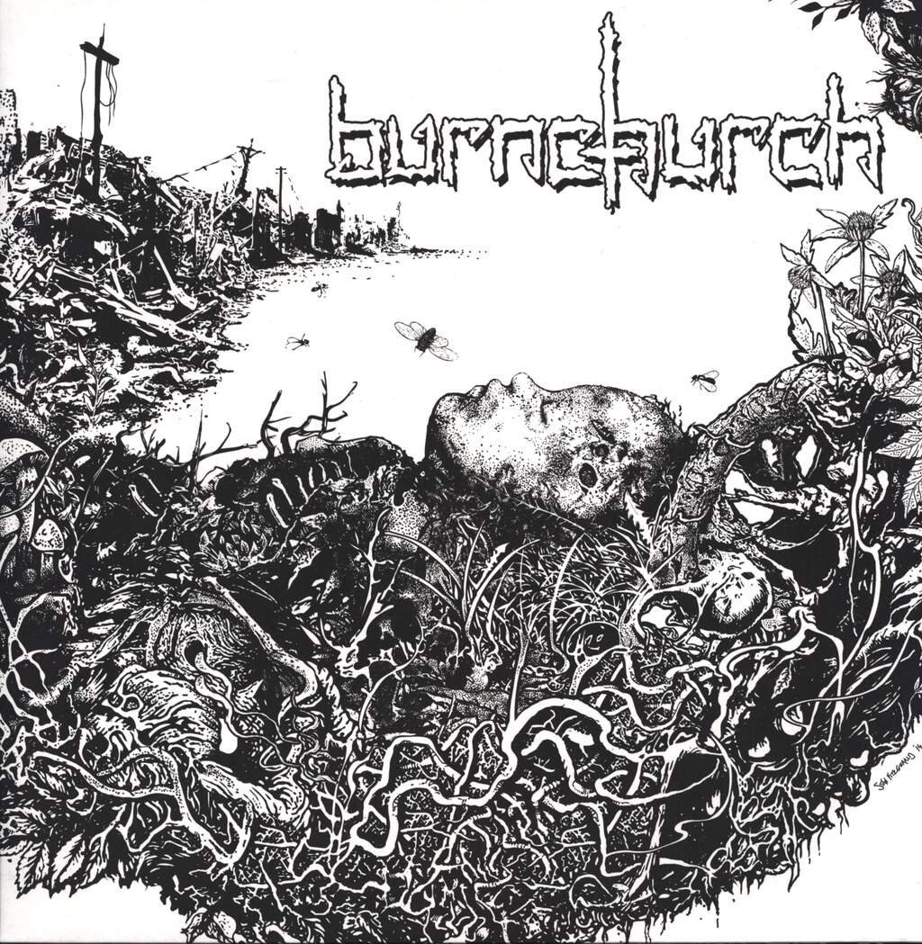 Burnchurch: Burnchurch, LP (Vinyl)