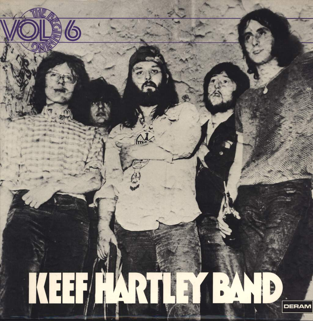 The Keef Hartley Band: The Beginning Vol. 6, LP (Vinyl)