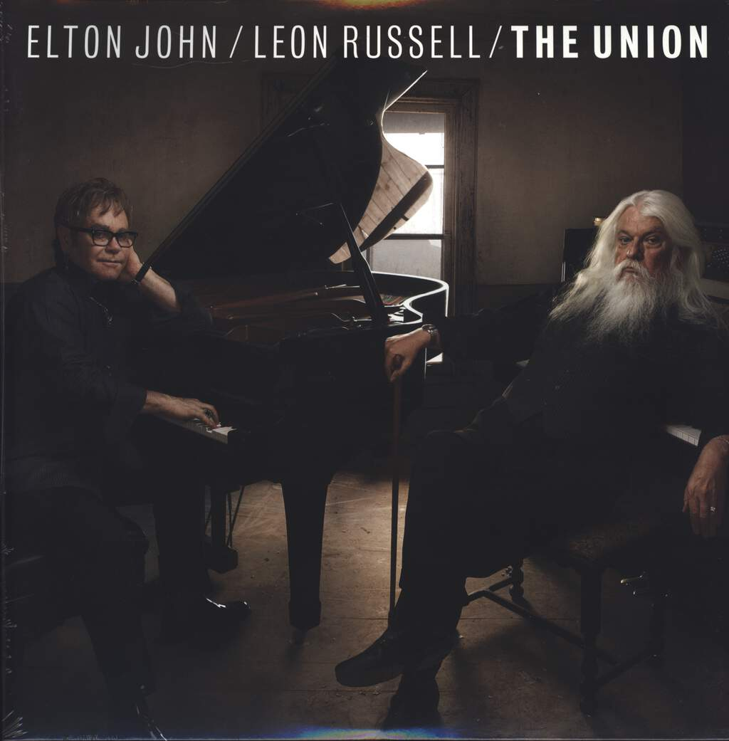 Elton John: The Union, LP (Vinyl)