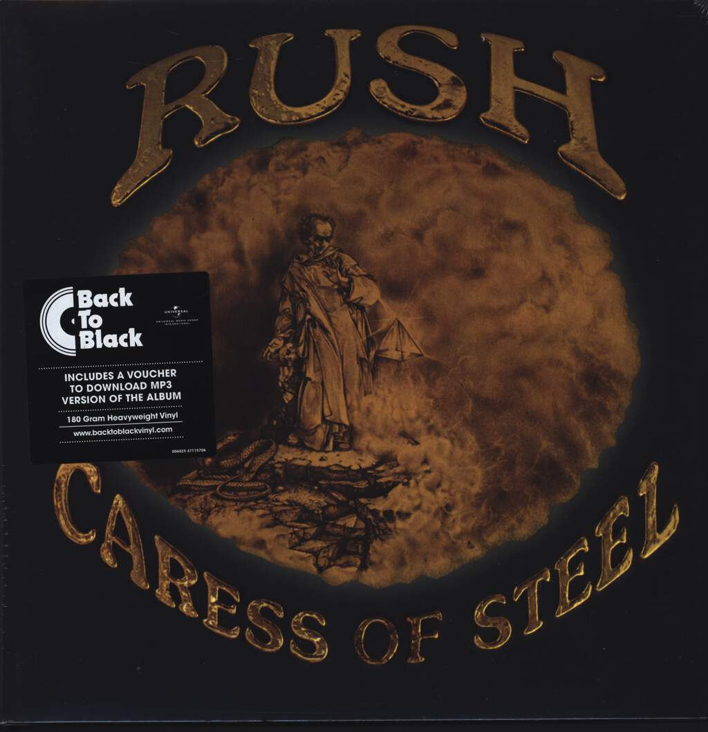Rush: Caress Of Steel, LP (Vinyl)