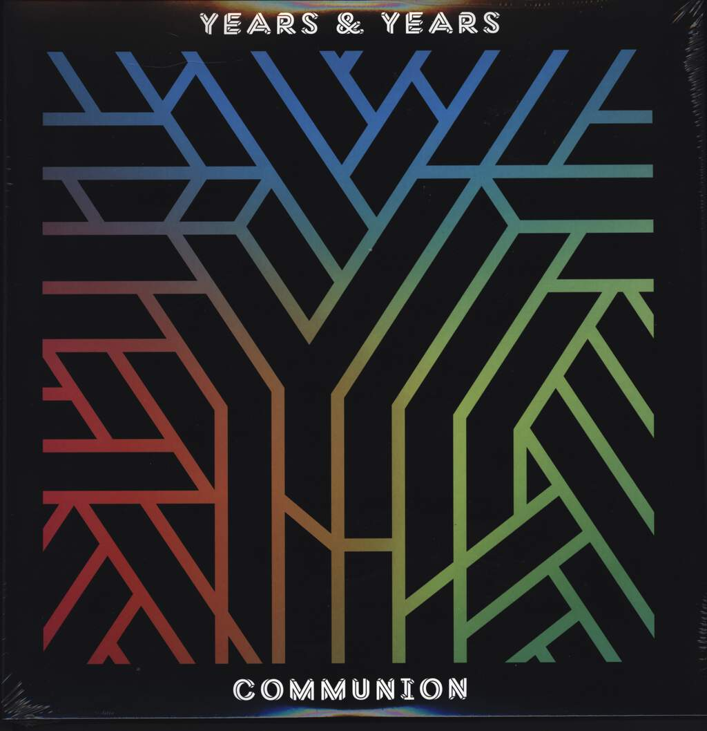Years & Years: Communion, LP (Vinyl)