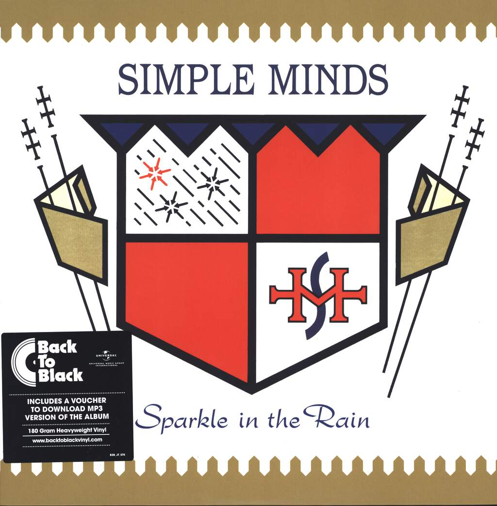 Simple Minds: Sparkle In The Rain, LP (Vinyl)