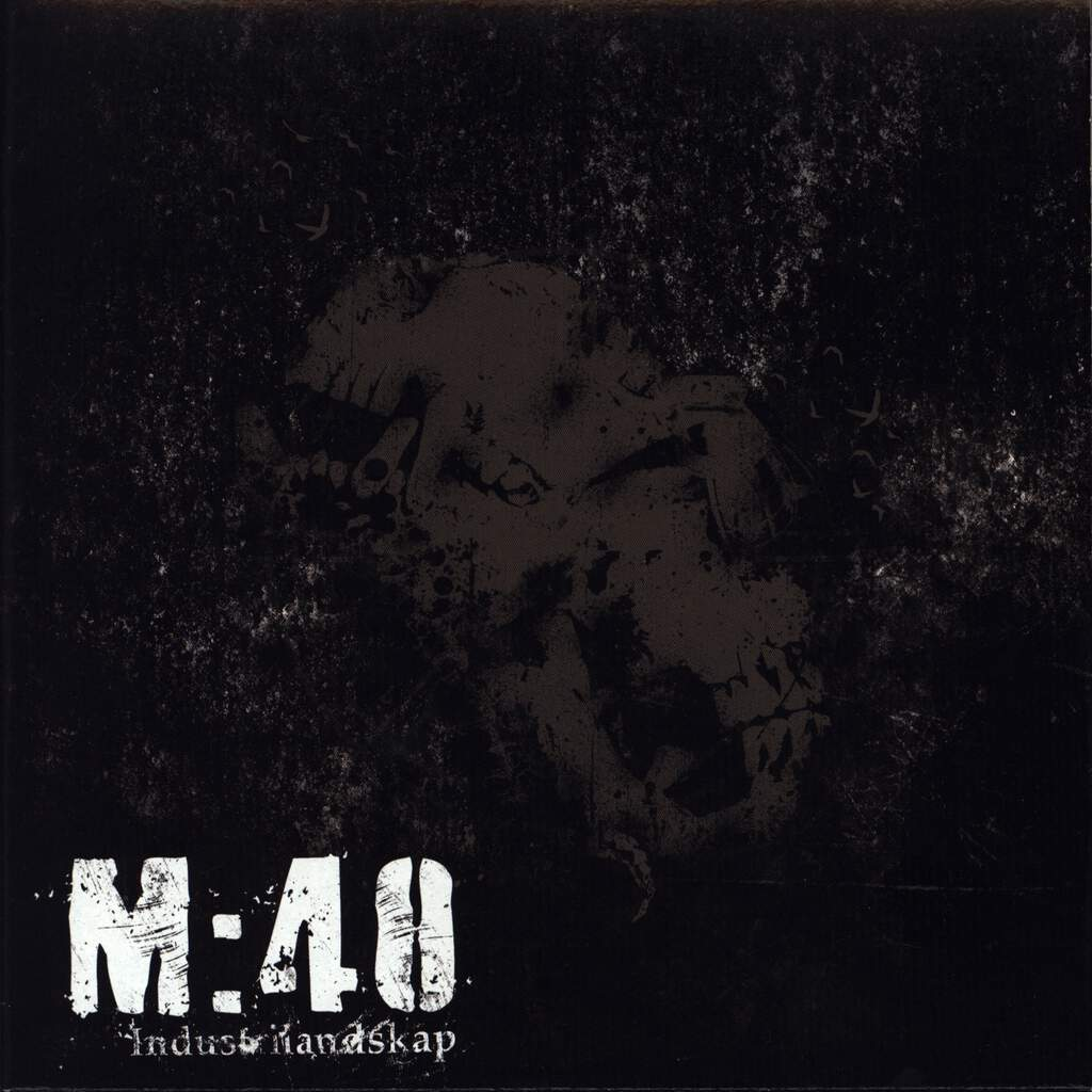 "M:40: Industrilandskap, 7"" Single (Vinyl)"
