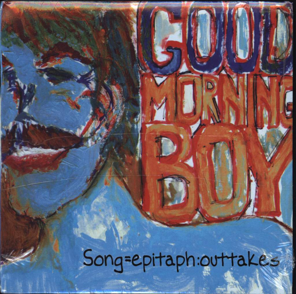 Good Morning Boy: Song = Epitaph : Outtakes, CD