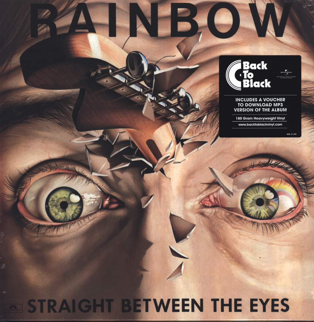 Rainbow: Straight Between The Eyes, LP (Vinyl)