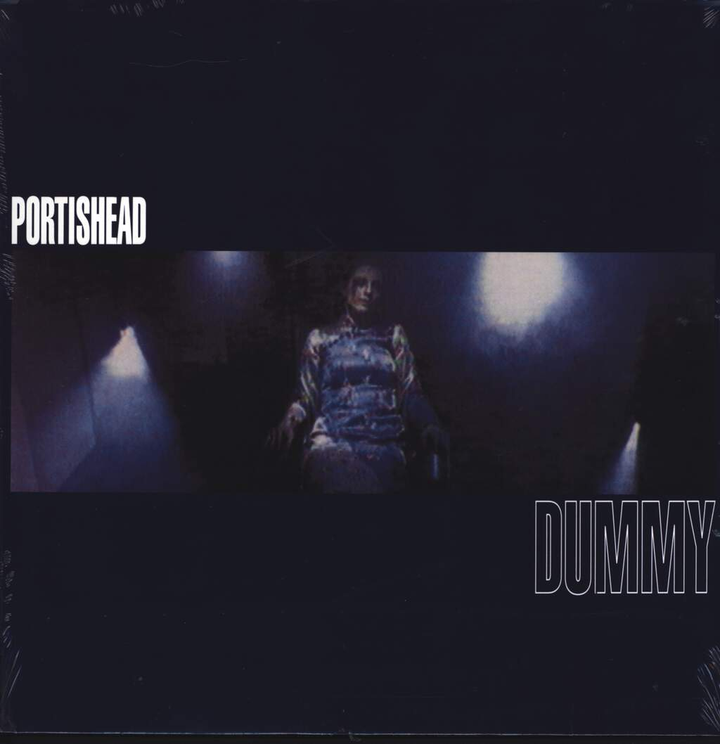 Portishead: Dummy, LP (Vinyl)
