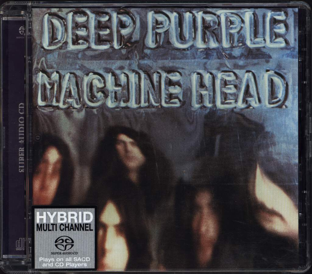 Deep Purple: Machine Head, CD