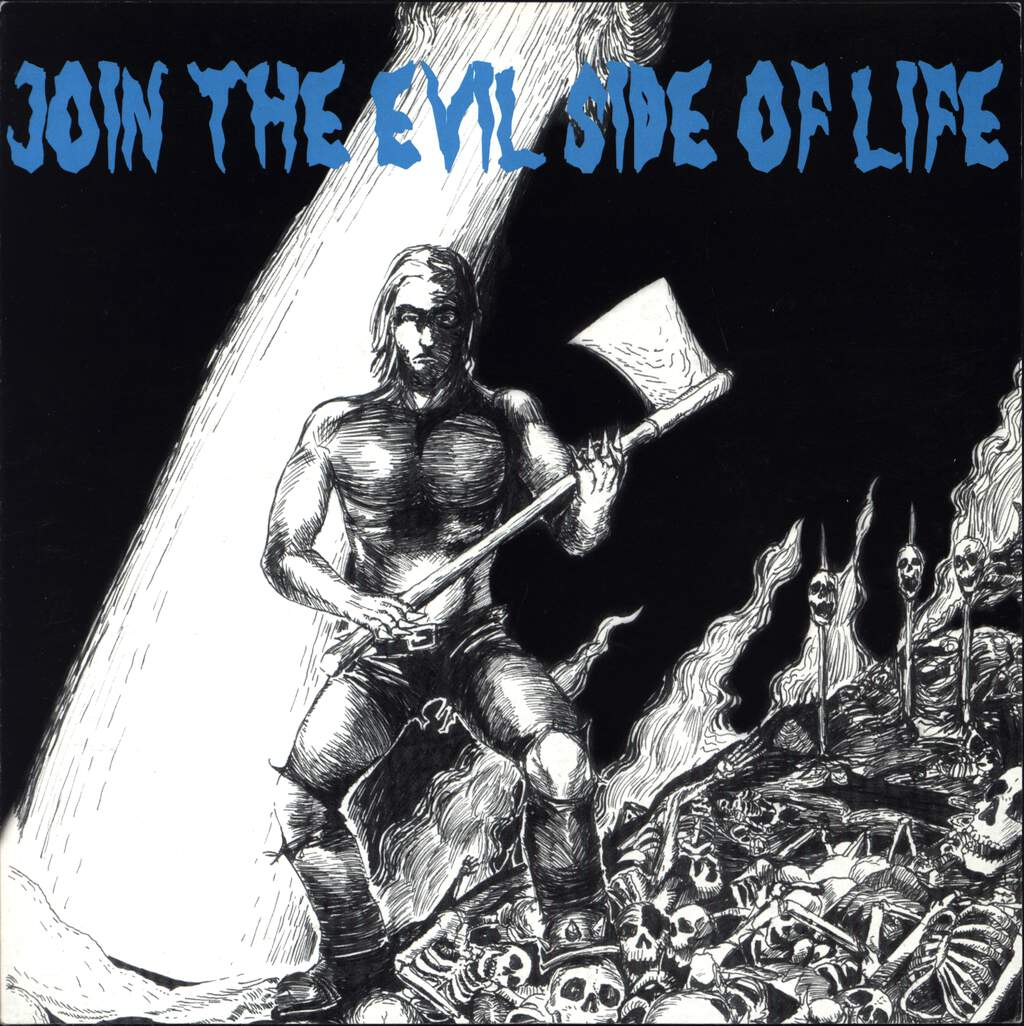 "Various: Join The Evil Side Of Life, 7"" Single (Vinyl)"