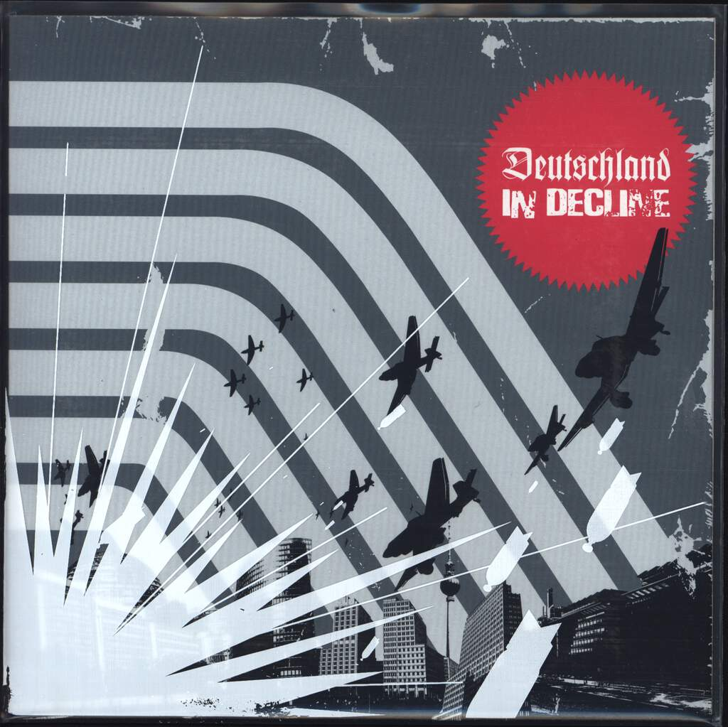 "Various: Deutschland In Decline, 7"" Single (Vinyl)"