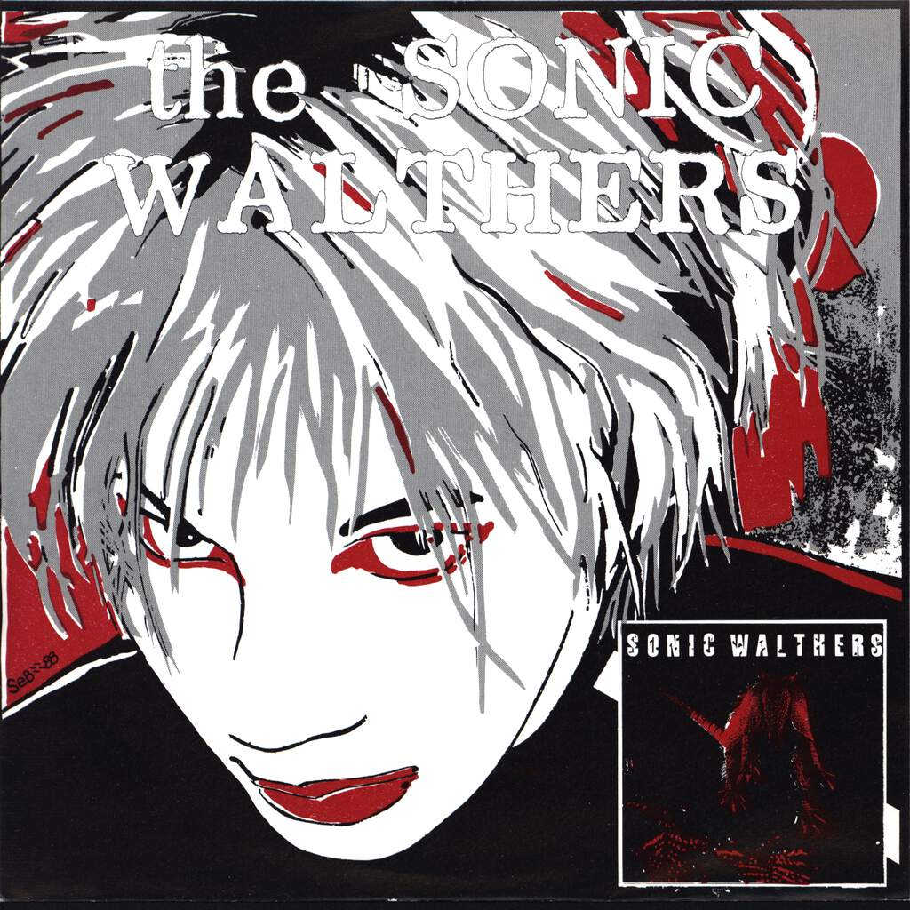 "The Sonic Walthers: All In The World, 7"" Single (Vinyl)"