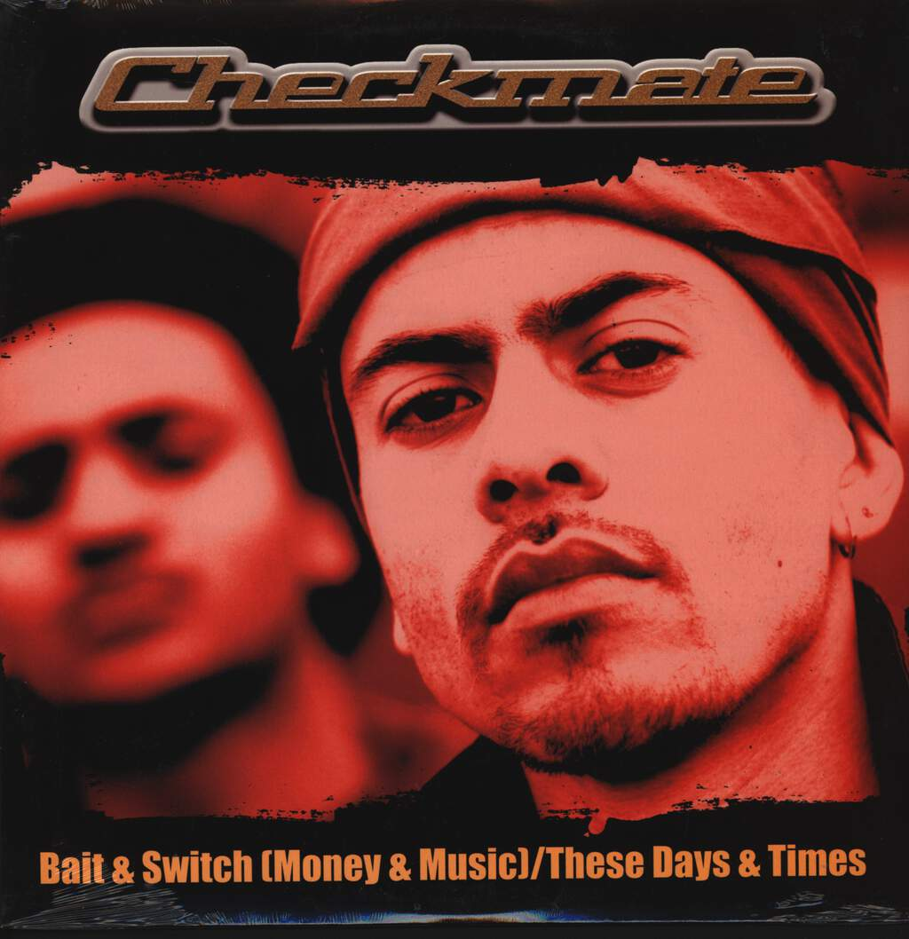 "Checkmate: Bait & Switch (Money & Music), 12"" Maxi Single (Vinyl)"