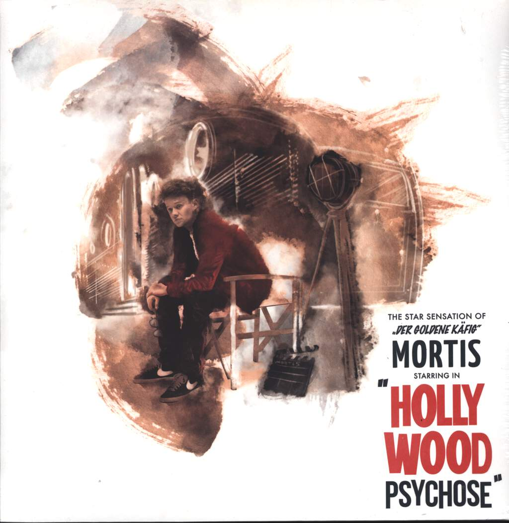 Mortis: Hollywoodpsychose, LP (Vinyl)