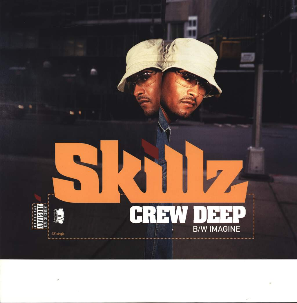 "Skillz: Crew Deep, 12"" Maxi Single (Vinyl)"