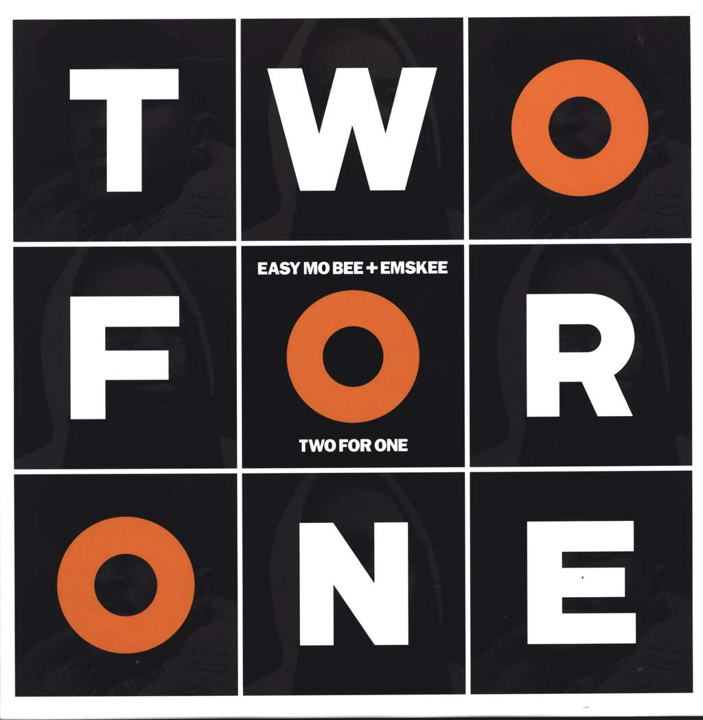 Easy Mo Bee: Two For One, LP (Vinyl)