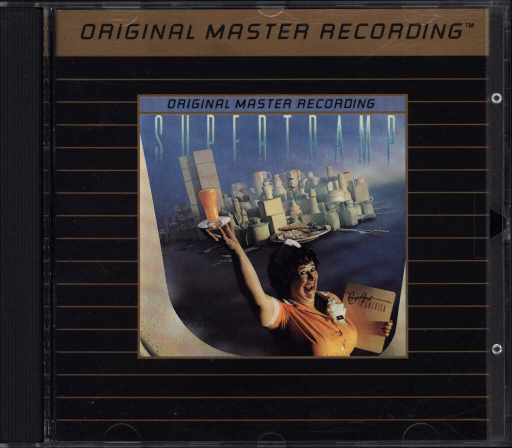Supertramp: Breakfast In America, CD