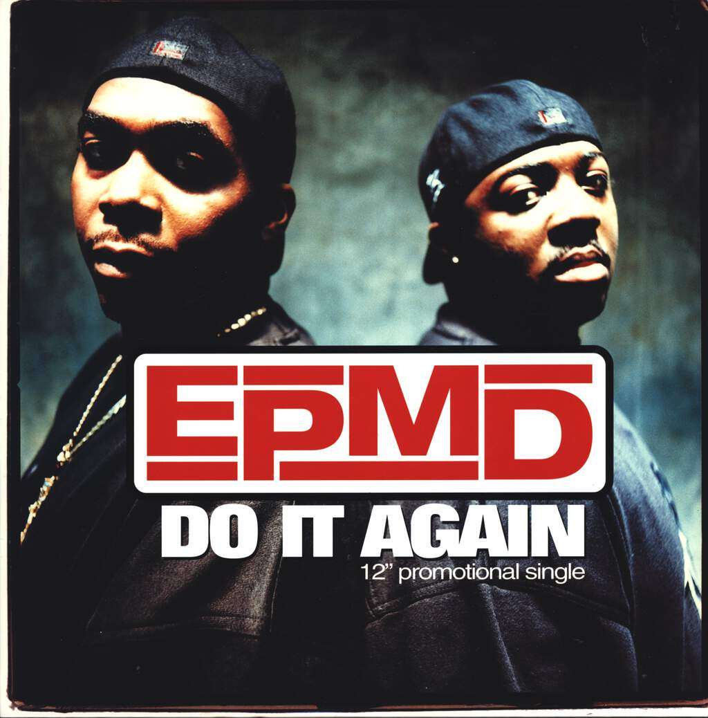 "Epmd: Do It Again, 12"" Maxi Single (Vinyl)"
