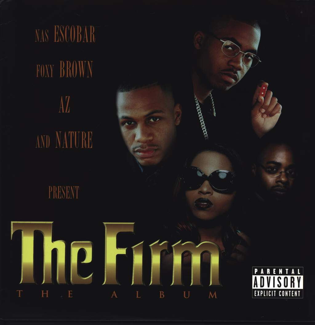 The Firm (6): The Album